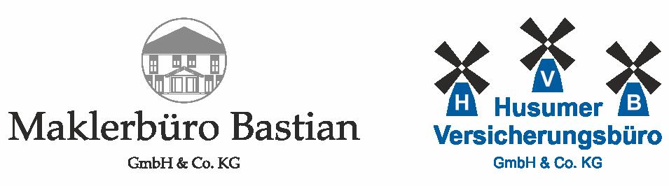 Maklerbüro Bastian und Husumer Versicherungsbüro
